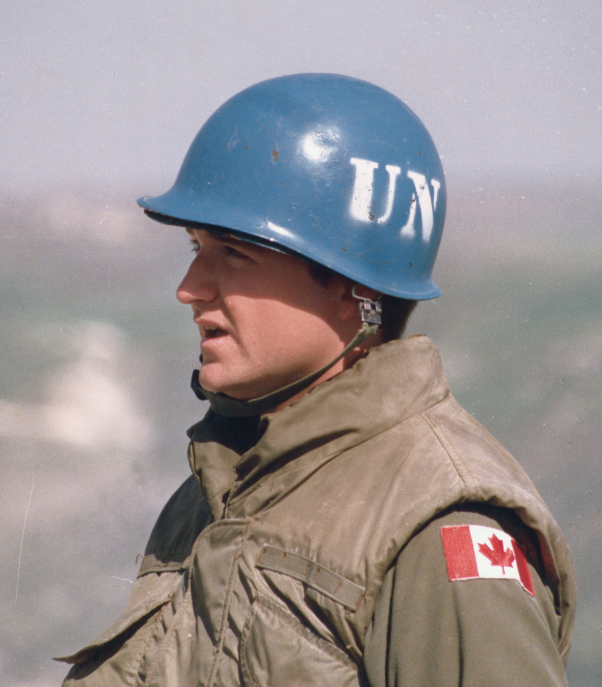 Canadian-Peacekeeper