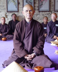 Thich Nhat Hanh. (Photo: inconnu)