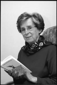 Hildegard Goss-Mayr. (Photo: domaine public)