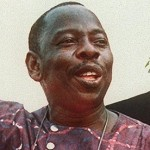 Ken Saro Wiwa en 1993. (Source: Greenpeace)