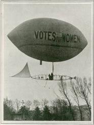 Image du Daily Mirror, 1909.