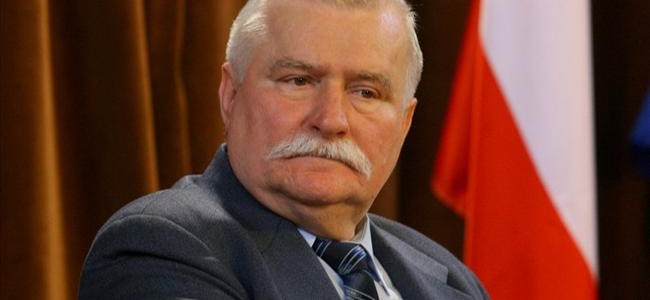Lech Walesa (Photo: inconnu)