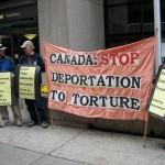 Manifestation Ottawa 2014 (source: libre de droits)