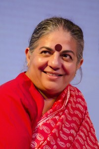 Dr. Vandana Shiva. (Photo: CC)