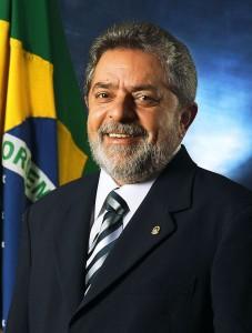 Président Luiz Inacio Lula da Silva, 2003. (Photo: CC)
