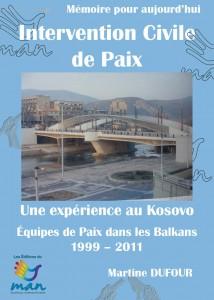 """Livre """"Une expérience au Kosovo"""""""