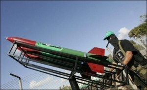 Roquettes Qassam. (Photo: inconnu)