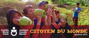 Jeunes volontaires du programme Jeunes leaders en action Indonésie-Halifax.