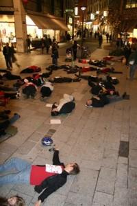 Des centaines de morts pendant quelques minutes dans toute la Suisse. (Photo: inconnu)