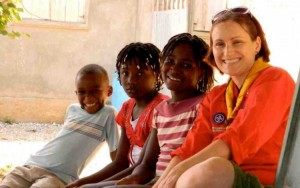 Scouts du Canada: Chantier Solidarité Haïti, 2012. (Photo: scoutsducanada.ca)