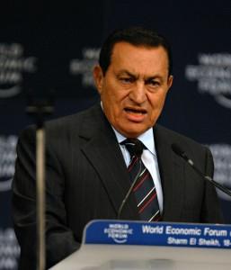 Mohammed Hosni Moubarak, président égyptien de 1981 à 2011. (Photo: CC)