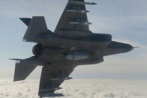 F-35. (Photo: inconnu)