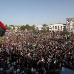 Manifestation à Bayda, en Libye, 2011. (Photo: auteur inconnu)