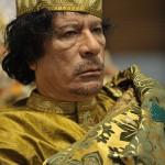 Muammar al-Gaddafi, 2009. (Photo: auteur inconnu)