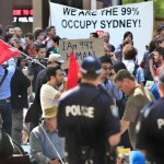 Occupy Wall Street, Sydney. Australie, 19 octobre 2011. (Photo: AP)