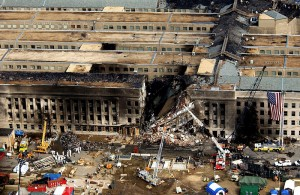 Pentagon, 14 septembre 2001. (Photo: domaine public)