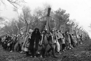 Occupation de Greenham Common (Photo: domaine public)