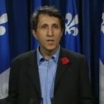 Amir Khadir, Québec Solidaire. (Photo: inconnu)