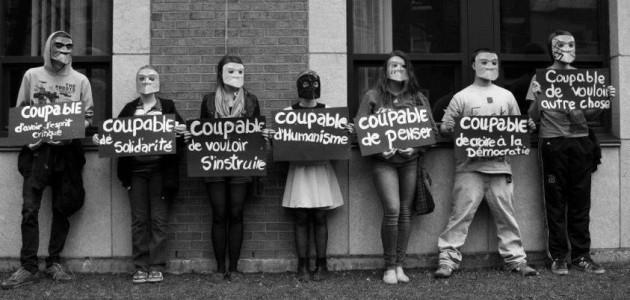 Désobéissance civile. (Photo: inconnu)