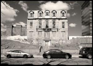 Maison Louis H Lafontaine, 14 avril 2008. (Photo: inconnu)