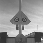 Missile Bomarc, 1964. (Photo: domaine public)