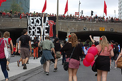 """Vers la grève sociale"", 22 mai 2012. (Photo: inconnu)"