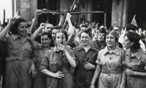 Mujeres Libres durant la révolution espagnole. (Photo: domaine public)