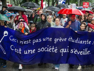 Manifestation juin 2012. (Photo: inconnu)
