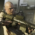 Matt Damon dans le film Elysium. (Photo: DR)