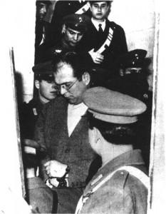 Arrestation de Dolci en février 1956. (Photo: domaine public)