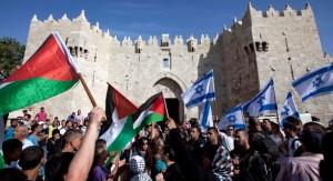 Conflit Israélo-palestinien. (Photo: Sebastian Scheiner)