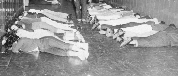 Air-Raid-Drill-Lincoln-High-School-12-7-1950-FSDM2