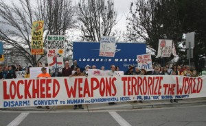 Manifestation anti-nucléaire en mars 2015. (Photo: vandenbergwitness.org)