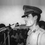 Le colonel Kadhafi prend le pouvoir sur un coup d'état en libye. (Photo: domaine public)