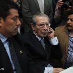 10 mai 2013: Ríos Montt, 86, est déclaré coupable de génocide et d'atteinte aux droits de l'homme avec une peine de 80 ans d'incarcération. (Photo: inconnu)