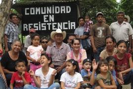 Communauté en résistance (Photo: PBI)