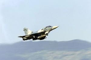 Mirage 2000 de la force aérienne grecque. (Photo: domaine public)