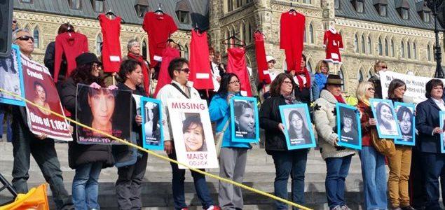 Femmes autochtones disparues