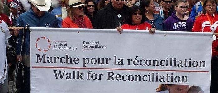 Marche pour la réconciliation